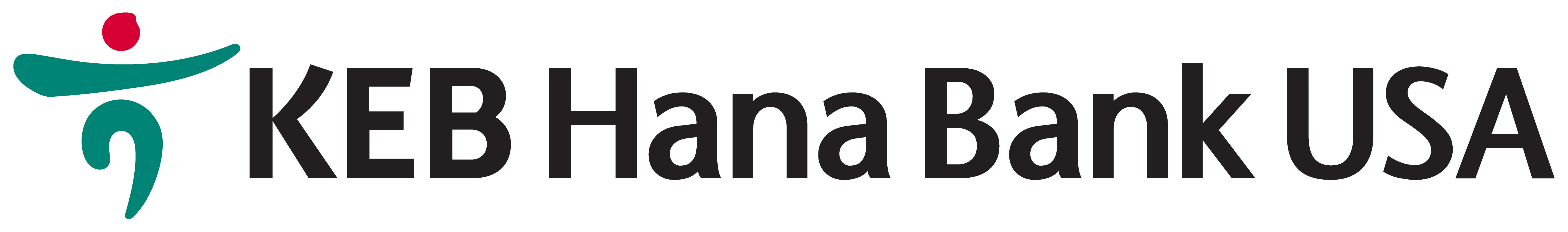 KEB Hana Bank USA Logo